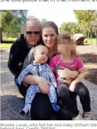 【海外発!Breaking News】「ぐっすり眠りたかった」病気の1歳息子の栄養チューブに漂白剤を入れた母親が有罪に(豪)