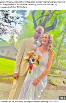 61歳と24歳のカップルが結婚で物議「愛が全て」「気持ち悪い」(米)<動画あり>
