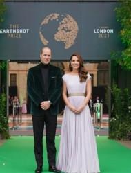 【イタすぎるセレブ達】キャサリン妃、10年前のドレスを着用して「アースショット賞」授賞式に出席