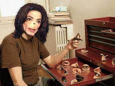 【イタすぎるセレブ達】付け鼻失敗?マイケル・ジャクソンNGだらけの買い物姿!