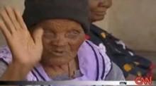 【海外仰天ニュース】南アフリカに134歳の女性が生存?孫が29人、ひ孫は59人!