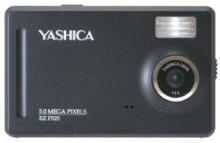 実勢8000円を切る500万画素デジカメ「YASHICA EZ F525」を発売 エグゼモード