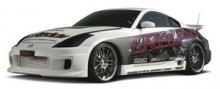 GReddy/Z33用エアロボディキット発売