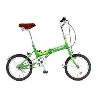 ガチャピンのキュートな自転車「ガチャちゃり」の受注開始