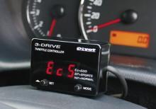 pivotからスロットル開度コントローラー『3-DRIVE』発売