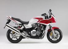 環境性能UP!大型バイク2モデル発売