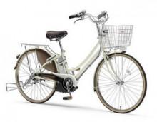 ヤマハからハイブリッド自転車「PAS CITY-M リチウム」新発売