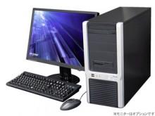 GeForce9800GTX搭載ゲーミングパソコン「Prime Gallria QX」発売 サードウェーブ
