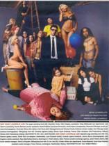 【イタすぎるセレブ達】売れる前はヌードモデルも。クリスティーナ・アギレラ昔のポスター流出。
