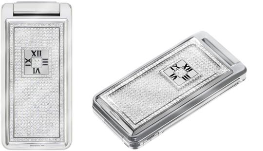 ソフトバンク、美しさと贅沢さを極めた「823SH Tiffany」スーパープレミアムモデル10台限定発売
