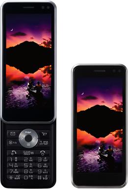 ソフトバンク、冬商戦向けにタッチパネル採用機種AQUOSケータイなど16種の携帯電話を発売
